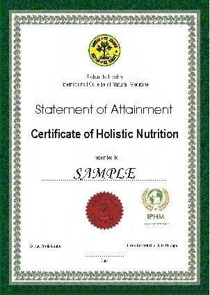 NUTRITION > COURSES - Accredited Iridology courses, iridology ...